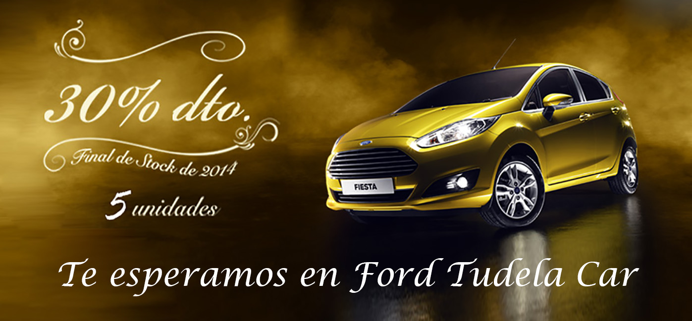 oferta Ford Tudela Car Facebook